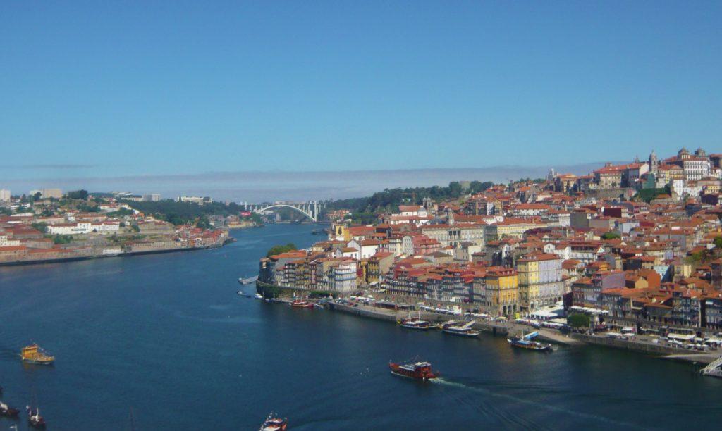 Porto, flânerie mélancolique le long du Douro