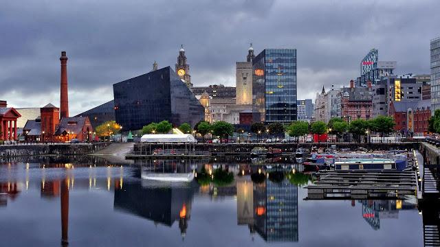 Liverpool : Les Docks, chronique d'un renouveau